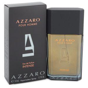 Azzaro Intense by Azzaro Eau De Parfum Spray 1.7 oz Men