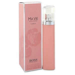 Boss Ma Vie Florale by Hugo Boss Eau De Parfum Spray 2.5 oz Women