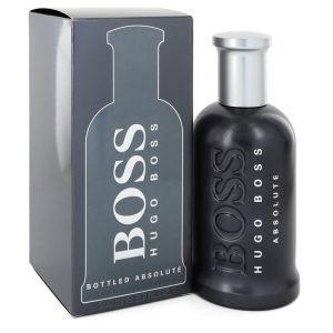Boss Bottled Absolute by Hugo Boss Eau De Parfum Spray 6.7 oz Men