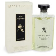 Bvlgari Eau Parfumee Au The Noir by Bvlgari Shower Gel 6.8 oz Women