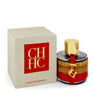 CH Central Park Edition by Carolina Herrera Eau De Toilette Spray 3.4 oz Women