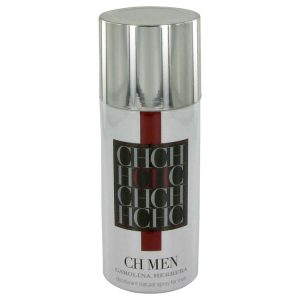 CH Carolina Herrera by Carolina Herrera Deodorant Spray 5 oz Men