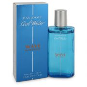 Cool Water Wave by Davidoff Eau De Toilette Spray 2.5 oz Men