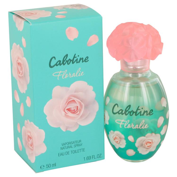 Cabotine Rosalie by Parfums Gres Eau De Toilette Spray 1.7 oz Women