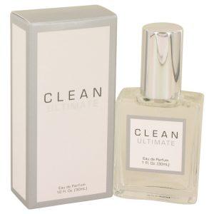 Clean Ultimate by Clean Eau De Parfum Spray 1 oz Women