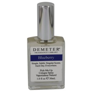Demeter Blueberry by Demeter Cologne Spray (unboxed) 1 oz Women