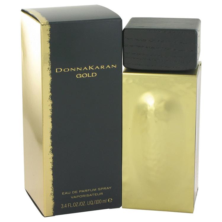 Donna Karan Gold by Donna Karan Eau De Parfum Spray 3.4 oz Women