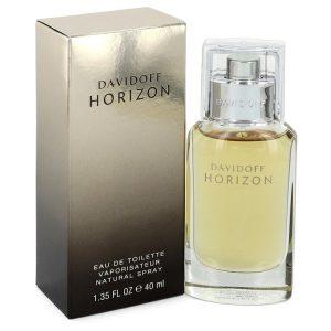 Davidoff Horizon by Davidoff Eau De Toilette Spray 1.35 oz Men