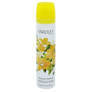 English Freesia by Yardley London Body Spray 2.6 oz Women