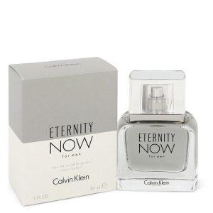 Eternity Now by Calvin Klein Eau De Toilette Spray 1 oz Men
