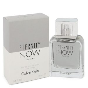 Eternity Now by Calvin Klein Eau De Toilette Spray 1.7 oz Men