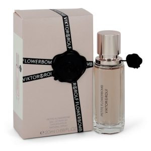 Flowerbomb by Viktor & Rolf Eau De Parfum Spray .68 oz Women
