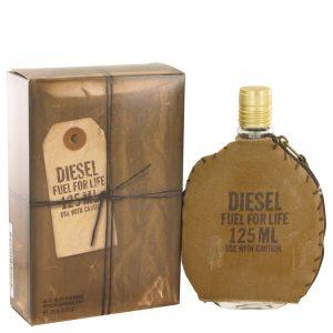 Fuel For Life by Diesel Eau De Toilette Spray 4.2 oz Men