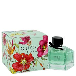 Flora by Gucci Eau De Toilette Spray 2.5 oz Women