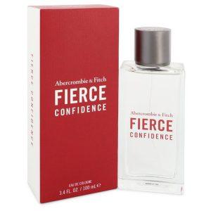 Fierce Confidence by Abercrombie & Fitch Eau De Cologne Spray 3.4 oz Men
