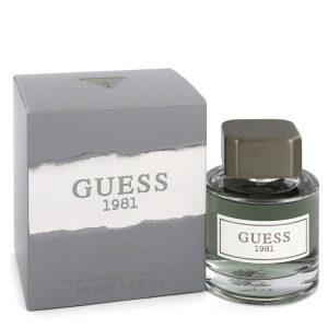Guess 1981 by Guess Eau De Toilette Spray 1.7 oz Men
