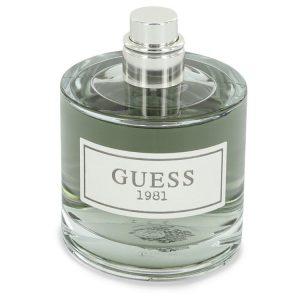 Guess 1981 by Guess Eau De Toilette Spray (Tester) 1.7 oz Men
