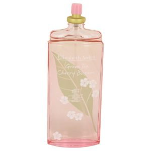Green Tea Cherry Blossom by Elizabeth Arden Eau De Toilette Spray (Tester) 3.3 oz Women