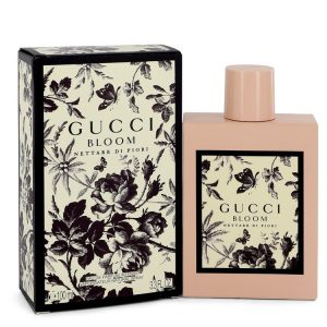 Gucci Bloom Nettare di Fiori by Gucci Eau De Parfum Intense Spray 3.3 oz Women