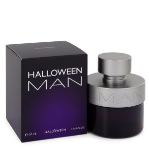 Halloween Man Beware of Yourself by Jesus Del Pozo Eau De Toilette Spray 1.7 oz Men