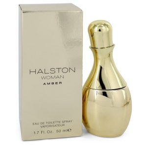 Halston Woman Amber by Halston Eau De Toilette Spray 1.7 oz Women