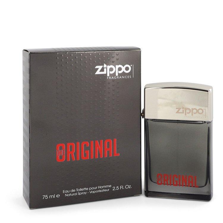 Zippo Original by Zippo Eau De Toilette Spray 2.5 oz Men