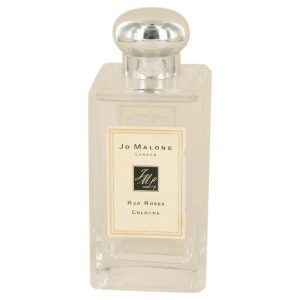 Jo Malone Red Roses by Jo Malone Cologne Spray (Unisex Unboxed) 3.4 oz Women