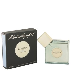 Kapsule Light by Karl Lagerfeld Eau De Toilette Spray 2.5 oz Women