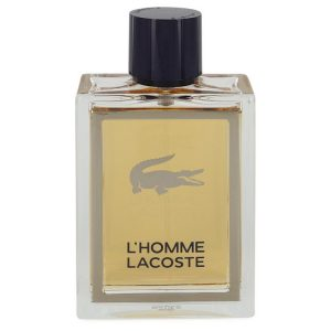 Lacoste L'homme by Lacoste Eau De Toilette Spray (Tester) 3.3 oz Men