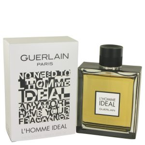 L'homme Ideal by Guerlain Eau De Toilette Spray 5 oz Men