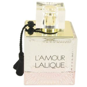 Lalique L'amour by Lalique Eau De Parfum Spray (Tester) 3.3 oz Women