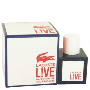 Lacoste Live by Lacoste Eau De Toilette Spray 1.3 oz Men
