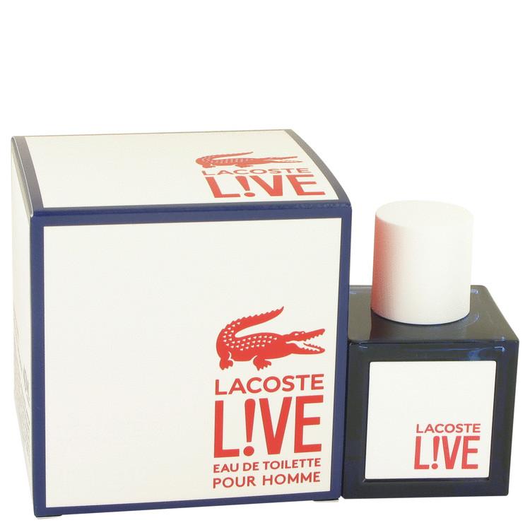 Lacoste Live by Lacoste Eau De Toilette Spray 1.3 oz Men