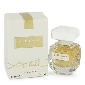 Le Parfum Elie Saab In White by Elie Saab Eau De Parfum Spray 1 oz Women