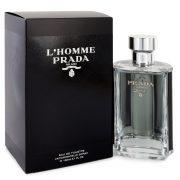 Prada L'homme by Prada Eau De Toilette Spray 5.1 oz Men