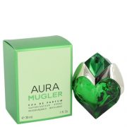 Mugler Aura by Thierry Mugler Eau De Parfum Spray Refillable 1 oz Women