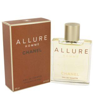 ALLURE by Chanel Eau De Toilette Spray 3.4 oz Men