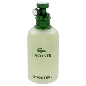 BOOSTER by Lacoste Eau De Toilette Spray (Tester) 4.2 oz Men