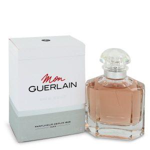 Mon Guerlain by Guerlain Eau De Toilette Spray 3.3 oz Women