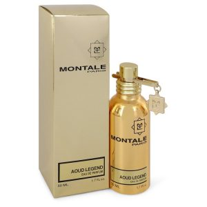 Montale Aoud Legend by Montale Eau De Parfum Spray (Unisex) 1.7 oz Women