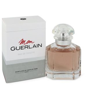 Mon Guerlain by Guerlain Eau De Toilette Spray 1.6 oz Women