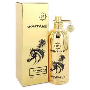 Montale Arabians by Montale Eau De Parfum Spray (Unisex) 3.4 oz Women