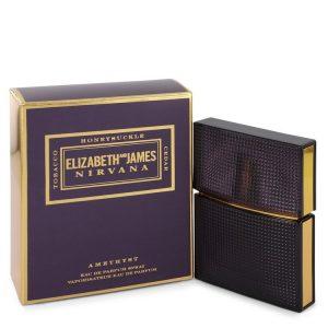 Nirvana Amethyst by Elizabeth and James Eau De Parfum Spray (Unisex) 1 oz Women