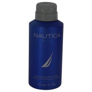 NAUTICA BLUE by Nautica Deodorant Spray 5 oz Men