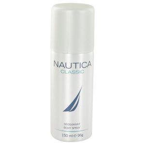 Nautica Classic by Nautica Deodarant Body Spray 5 oz Men
