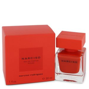 Narciso Rodriguez Rouge by Narciso Rodriguez Eau De Parfum Spray 1 oz Women