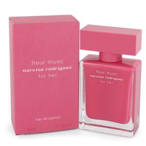 Narciso Rodriguez Fleur Musc by Narciso Rodriguez Eau De Parfum Spray 1 oz Women