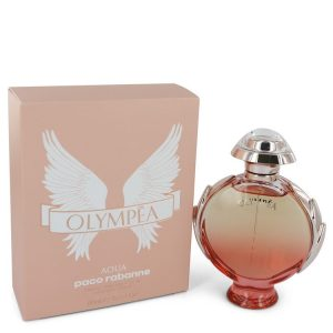 Olympea Aqua by Paco Rabanne Eau De Parfum Legree Spray 2.7 oz Women