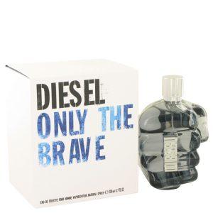 Only the Brave by Diesel Eau De Toilette Spray 6.7 oz Men