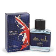 Playboy London by Playboy Eau De Toilette Spray 1.7 oz Men